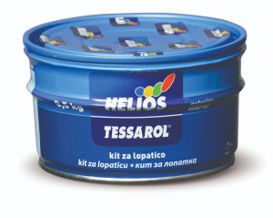 TESSAROL   kit  za lopatico